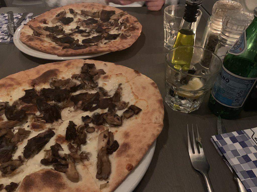 Tartufo Thursday at de Pizzabakkers